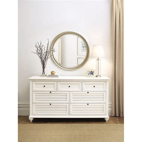 home decorators collection hamilton 7 drawer white dresser