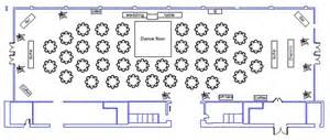 wedding reception floor plan ideas wedding floor plans rain city catering event venue