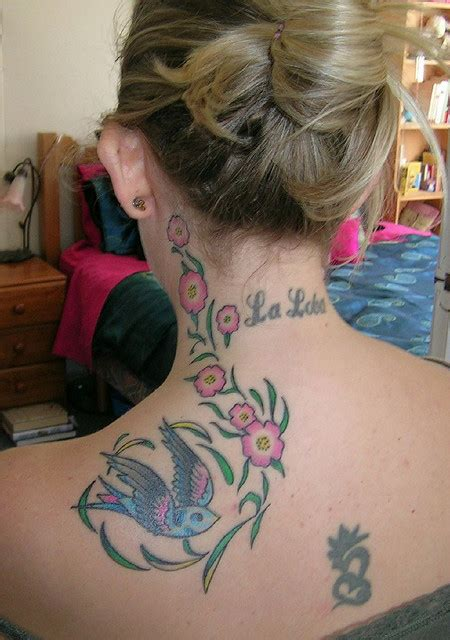 tattoo on neck dangerous are neck tattoo designs dangerous tattoo pictures