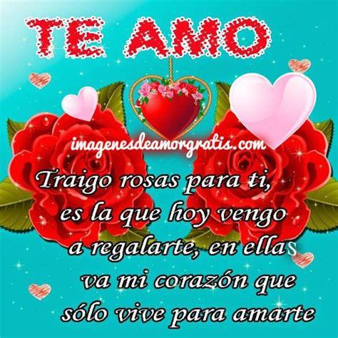 Frases De Amor Con Corazones Y Rosas Frases De Amor Imagenes | corazones im 225 genes de amor