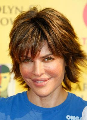lisa rinna hairstyles 2009 hair style buzz short hairstyle from lisa rinna