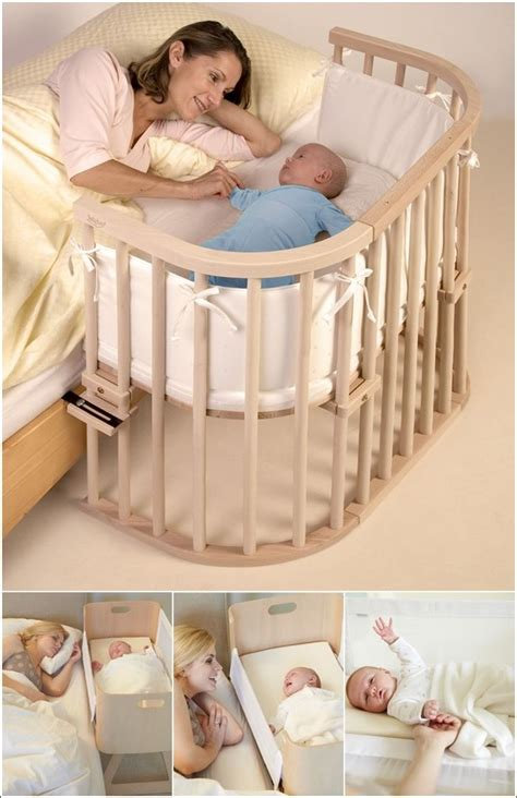 Baby Crib Bed Attachment by 9 Ingenious Creations For New Parents Diply