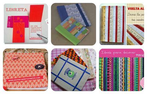 como decorar libretas bonitas decorar cuadernos libretas y carpetas manualidades