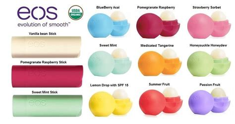 Eos Organic Lip Balm Evolution Of Smooth eos evolution of smooth organic lip balm choose1 flavor