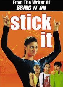 Stick It by Stick It Tv Tropes