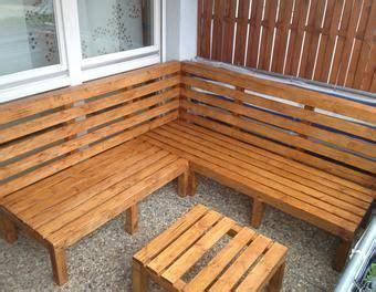 Wand Deko Steine 521 by Outdoor Lounge Selber Bauen Garten Holz M 246 Bel Sommer Bau