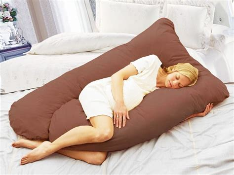 pregnancy maternity pillow support u shape coffee