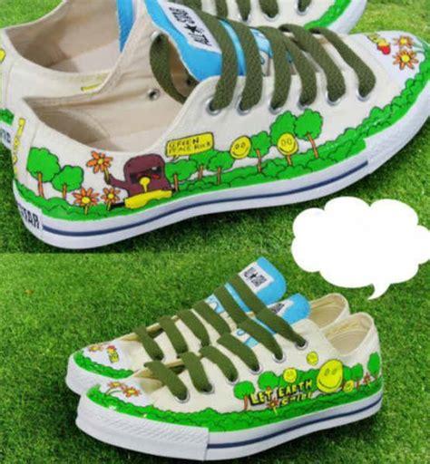 Sepatu Converse Yang Pendek rumah sepatu lukis menyediakan bebagai macam model