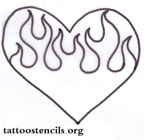 hearts of fire tattoo mabek tatto free designs