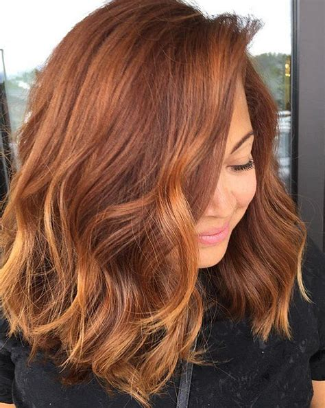 Fall 2016 Hair Colors That You Need To Try Girlshue Pictures Of Hair Color