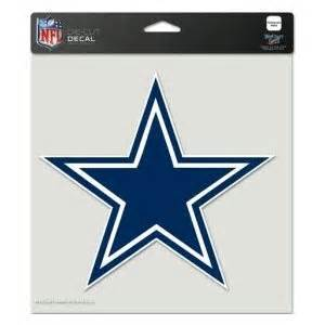 dallas cowboys colors dallas cowboys official logo color die cut decal