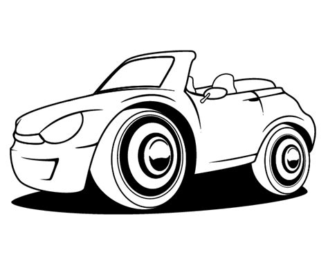 new car coloring page new car coloring page coloringcrew com