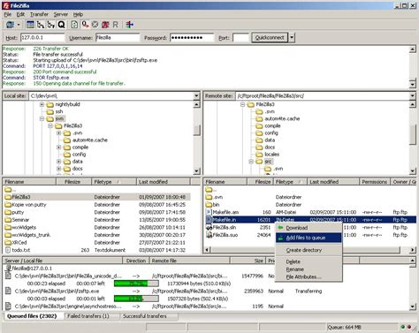 filezilla for mobile filezilla alternatives and similar software