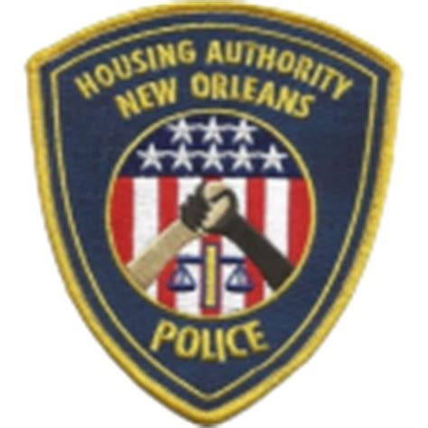 new orleans housing authority patrolman james arthur bennett jr housing authority of new orleans police