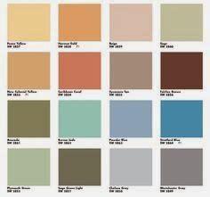 mid century color schemes benjamin moore exterior paint schemes joy studio design