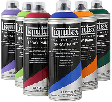 why does spray paint liquitex professional spray paints for artists