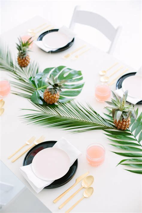 stunning table setting stunning summer table setting ideas