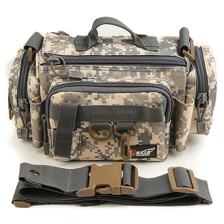 Outdoor Tas Slempang Army 007 tas selempang canvas army outdoor camouflage