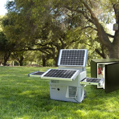 wagan solar power cube 1500 plus heavy duty solar generator