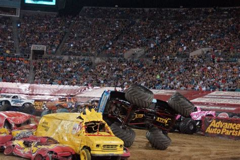 jacksonville monster truck jam official website of the city of jacksonville florida
