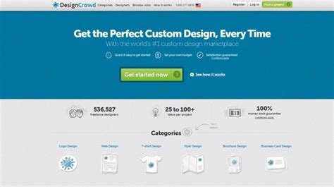 designcrowd designer payment freelancing websites list for programmers and designers