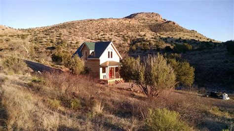 tiny homes for sale in az give me land lots of land with a tiny house below