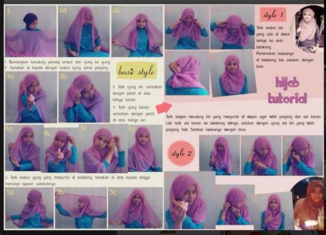 hijab tutorial with niqab hijab tutorial in indonesian hijab styles hijab