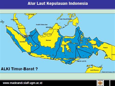 Nusantara Dan Alur Laut Kepulauan Indonesia Kresno Buntoro catatan mahasiswa tahun ke 3 pengelolaan wilayah pesisir