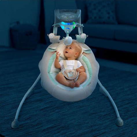 lullaby swing ingenuity inlighten cradling swing lullaby lamb skroutz gr