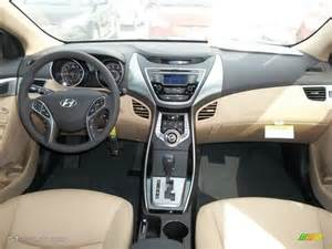 Hyundai Dashboard 2013 Hyundai Elantra Gls Dashboard Photos Gtcarlot