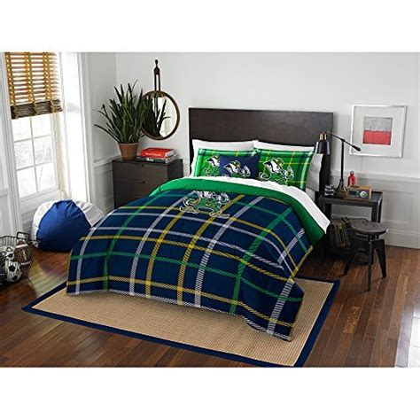 notre dame bedding notre dame fighting irish bedding sets price compare
