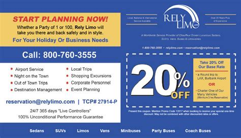 Discount Limo Service by Limo Discount Coupons