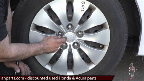 hub cap wheel cover replacement  rim   replace install change installation