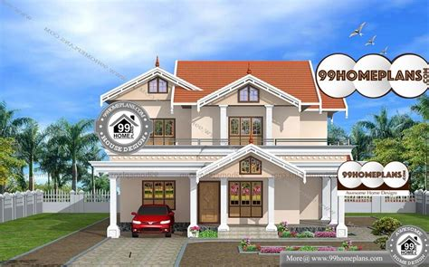 indian home exterior design  middle class