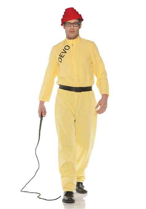 whip it devo whip it costume for