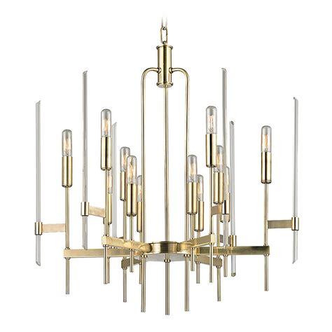 Hudson Valley Chandelier Hudson Valley Lighting Bari Aged Brass Chandelier 9912 Agb Destination Lighting