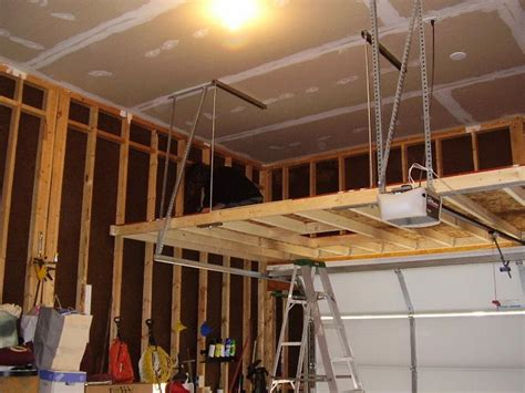 loft garage how to repairs how to build a loft little houses