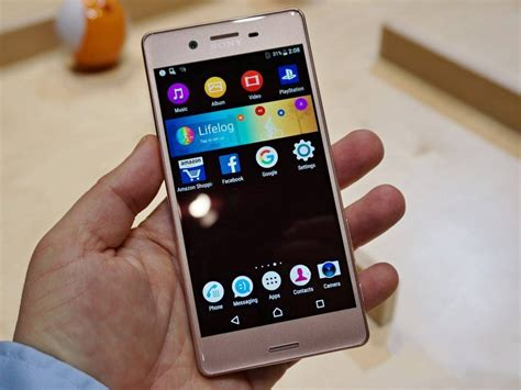sony mobile it sony xperia x mwc 2016 sony smartphone sony mobile