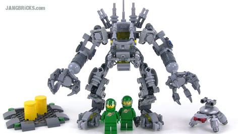 Lego Ideas 21109 Exo Suit lego ideas exo suit 21109 set review