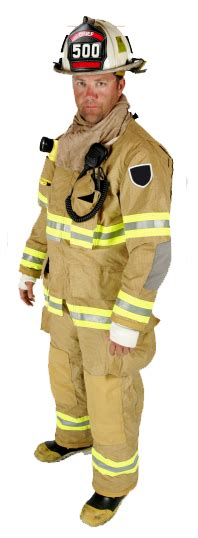firefighter clothing