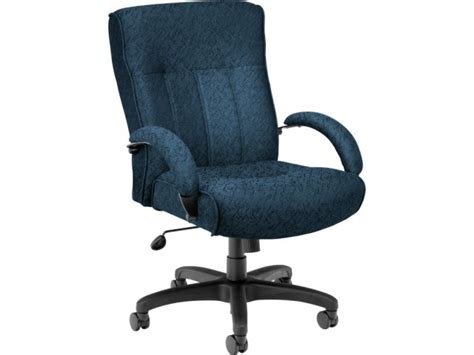 big  tall mid  executive office chair ofm