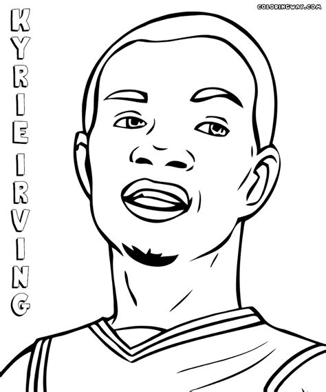 coloring pages nba players nba players coloring pages coloring pages to download