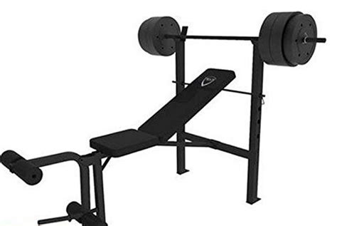 starter weight bench set standard weight bench for sale classifieds