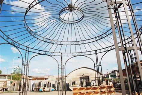 strutture per gazebo last minute gazebi e strutture in ferro