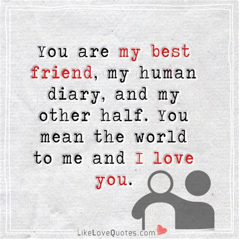 images of love you my friend you are my best friend love quotes pinterest bff