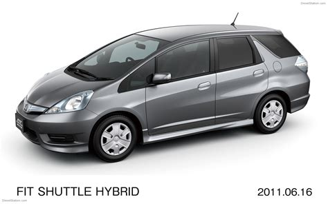 compact cars honda fit shuttle and fit shuttle hybrid compact cars