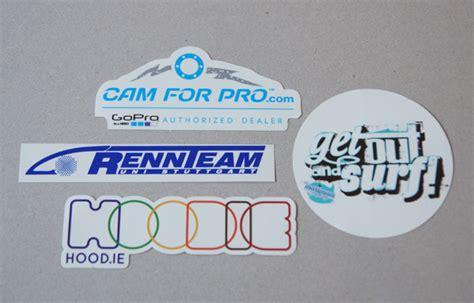 Sticker Drucken Kleinauflage by Transparente Aufkleber