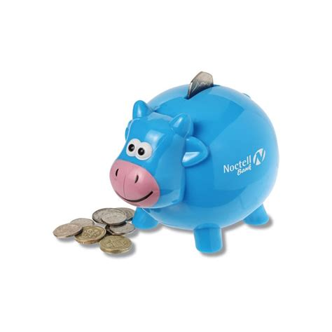 cow money bank 501142 is no longer available 4imprint promotional products