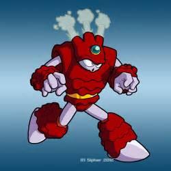 Dr Light Megaman Lava Man By Msipher On Deviantart