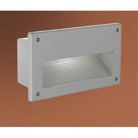 Recessed Outdoor Wall Lights Eglo Eglo 88575 Zimba 1 Light Outdoor Recessed Wall Light Die Cast Aluminium Ip44 Eglo